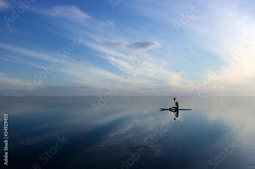 Fototapeten,unendliche,freiheit,canoe,reih