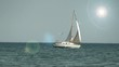 méditerranée à la voile