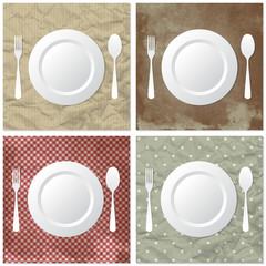 Set da tavolo - Table set