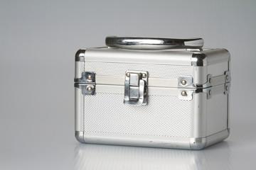 scatola di metallo