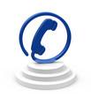 Der Telefonkontakt