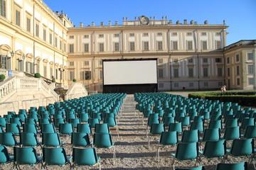 Spettacoli in Villa,Monza