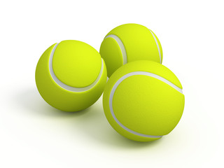 Tennis bals