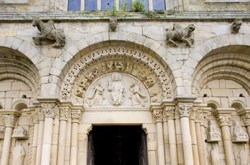 St-Sauveur Basilica, Dinan, Brittany, France