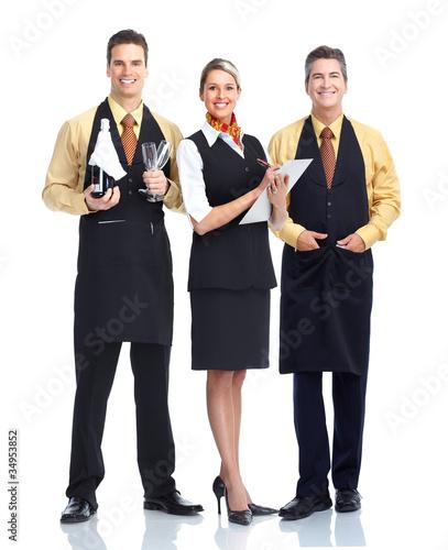 Waiters.