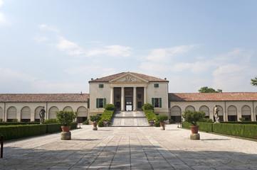 Fanzolo (Treviso, Veneto, Italy) - Villa Emo