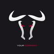 logo entreprise, logo taureau