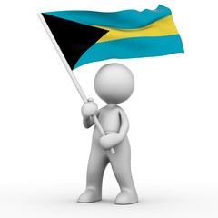 Flag of Bahamas