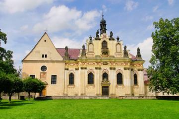 Mnichovo Hradiste Konvent - Mnichovo Hradiste convent 01