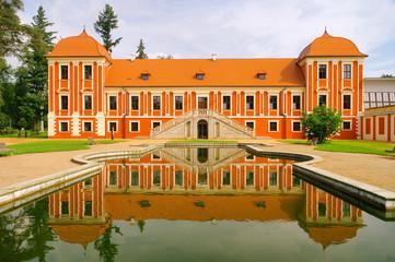 Ostrov Schloss - Ostrov palace 02
