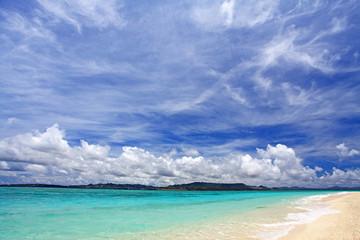 水納島の絶景