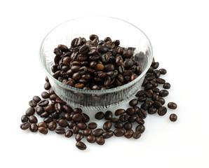 Ciotola con caffé nero - Bowl of black coffee