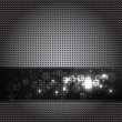 Vector Metal Sparkling Background