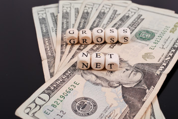 Net Profits Over Gross Profits
