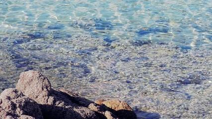 un mare di cristallo