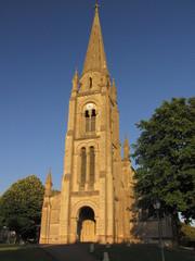 Village de Sainte-Croix-du-Mont ; Gascogne ; Gironde ; Aquitaine