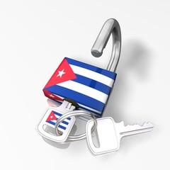 LUCCHETTO APERTO CUBA