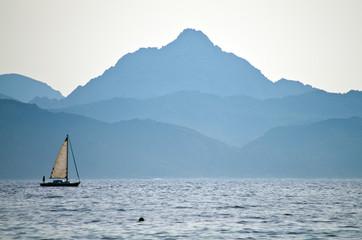 Corsica: mare e monti a Saint Florent