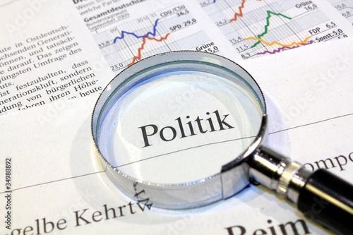 Zeitung Politik - 34988892