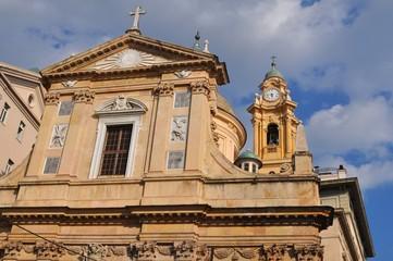 Cloister of Sant Andrea, Genoa