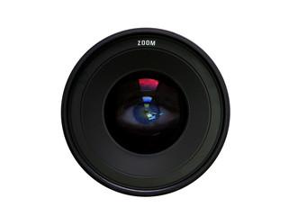 Objetivo zoom de fotografóa