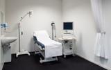 pregnancy ultrasound exam room