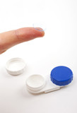 Contact Lenses and Case