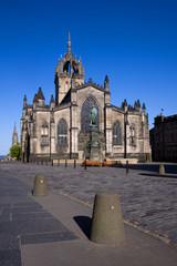 St Giles Cathedral, Royal Mile, Edinburgh