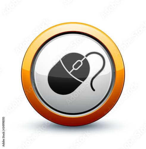 icône souris ordinateur