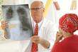 Radio des poumons - Suivi du malade