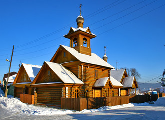 Church of Kingly Martyrs, Miass, Chelyabinsk region, Russia
