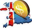 Invest Dollars in UK