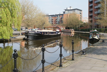 Manchester - Castlefield Urban Heritage Park