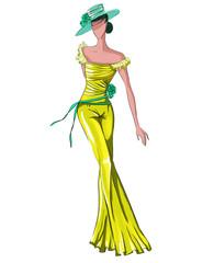 Fashion dress tracksuit