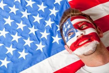 American man