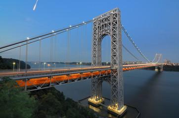 George Washington Bridge Connection New Jersey and New York City