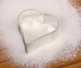 Herz Kekse Herzform