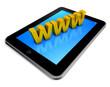 Tablet www