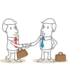 Geschäftsabkommen