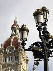 Ayuntamiento de la coruña
