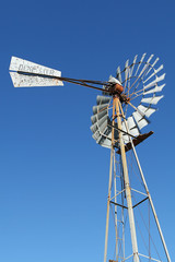 Agriculture windmill