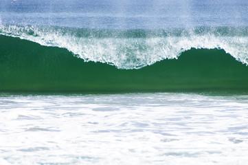 太平洋の大波