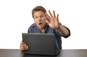 Computer surprise