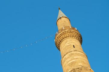 Minaret of the Selimiye Mosque