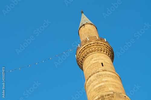 Minaret of the Selimiye Mosque