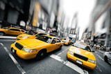 Fototapety New York taxis
