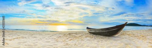 Beach panorama - 35031661