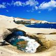 amazing Greece  - Milos island, rocky cave