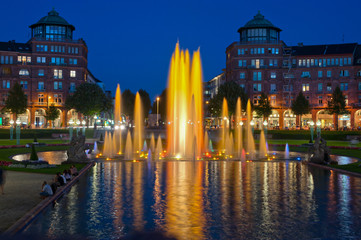Mannheim Wasserturm 3
