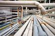 Utilities line in factory